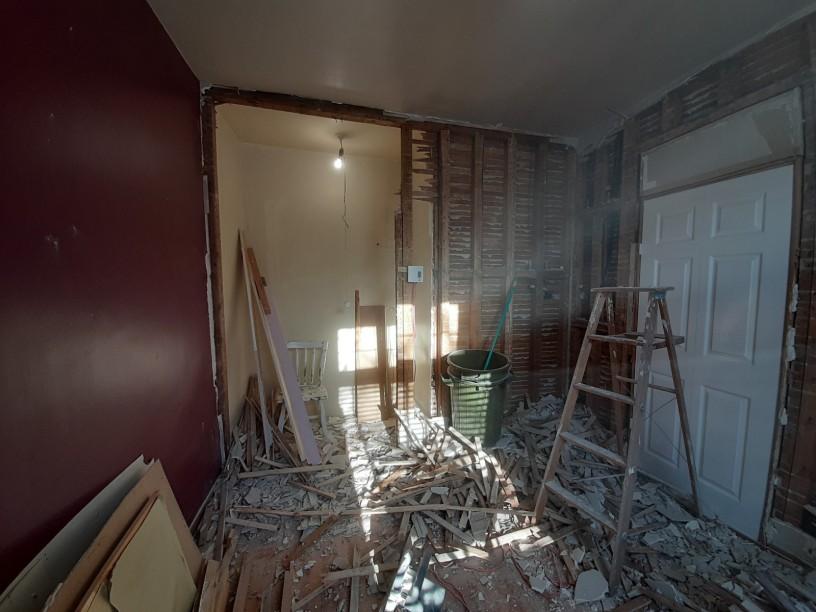 Dominique Dubreuil, Destruction, 2021, photography